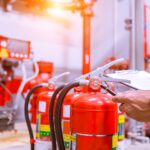 Active fire protection equipment